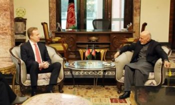 Kabul Seeks Oslo Help In Controlling River Waters