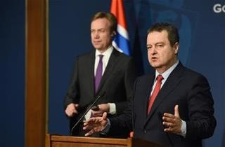 "Serbia to be ""exporter of stability in region"" – Norway"