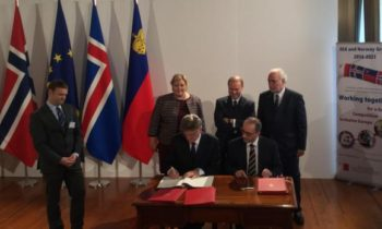 Malta to receive €8 million grant from EEA countries