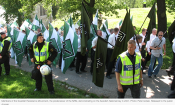 New report: Neo-Nazis in the North