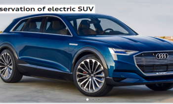 Audi electric SUV open for pre-orders in Norway