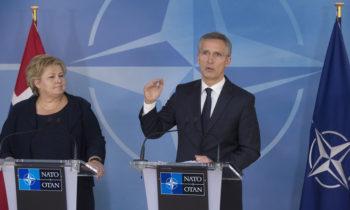 Secretary General commends Norway's contributions to NATO