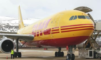 DHL's fish freighter for Norwegian seafood logistics