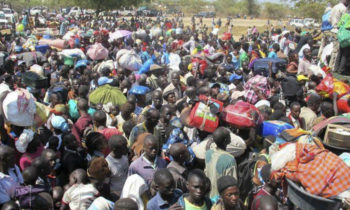 "South Sudan tops list of ""world's most neglected displacement crises"""
