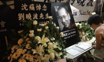 Liu Xiaobo obituary