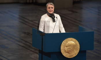 Nobel Peace Prize committee chief says China has rejected her visa application