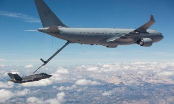 NATO-owned Airbus A330 MRTT tankers