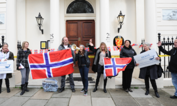 MEPs urge Norway to stop whaling