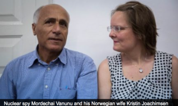Norway offers immigration to Israeli nuclear spy