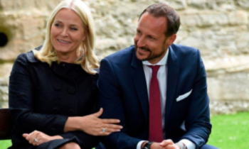 Crown Prince Haakon and Crown Princess Mette-Marit begin visit to Ethiopia