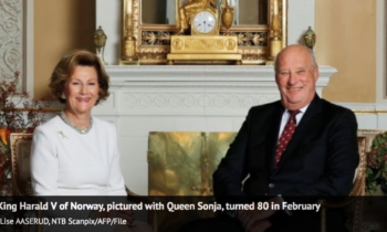 Norway's King Harald released from hospital