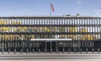 Announcement of the sale of the former U.S. Embassy property