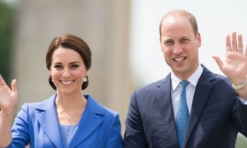The Duke and Duchess of Cambridge Announce Royal Tour of Norway and Sweden