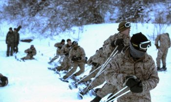 U.S. Marines to Spend $7 Million on New Ski Equipment for Soldiers