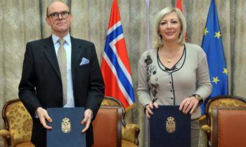 Norway's grants to Serbia exceeds EUR 100mn