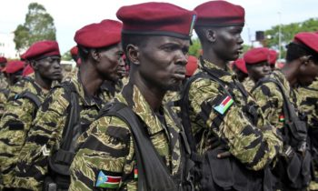 The Troika on Cessation of Hostilities Violations in South Sudan
