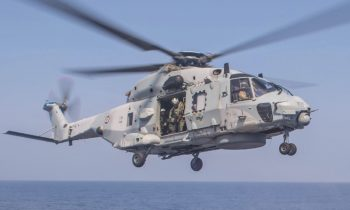 Norway runs into fresh problem with NH90 helicopters
