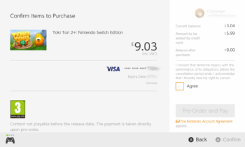Norway says Nintendo is breaking the law over eShop refund policy
