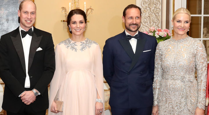 Prince William And Kate Are Guests Of Honour At Royal Norwegian Dinner Norway News Latest News Breaking Stories And Comment Norway News