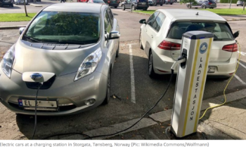 Norway's electric car demand is outstripping supply – with lessons for the EU