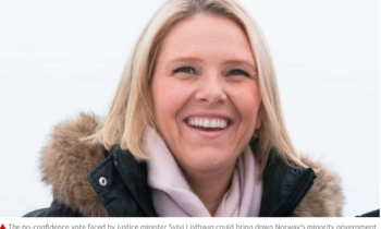Norway minister faces no-confidence vote after terrorism post