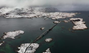 Oslo Wants to Use Drones to Alleviate Garbage-Filled Fjords