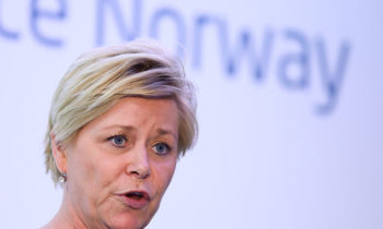 What Norway's finance minister thinks about the Norway option