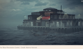 Marine Harvest's 'ship' concept rejected in Norway