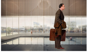 """Oslo's got a new urban experiment in the works: """"Airport City"""""""