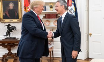 Remarks by President Trump and Secretary General Stoltenberg of NATO Before Bilateral Meeting