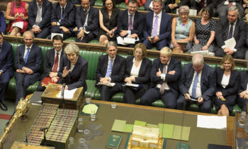 Lords force UK parliament to vote on 'Norway model'