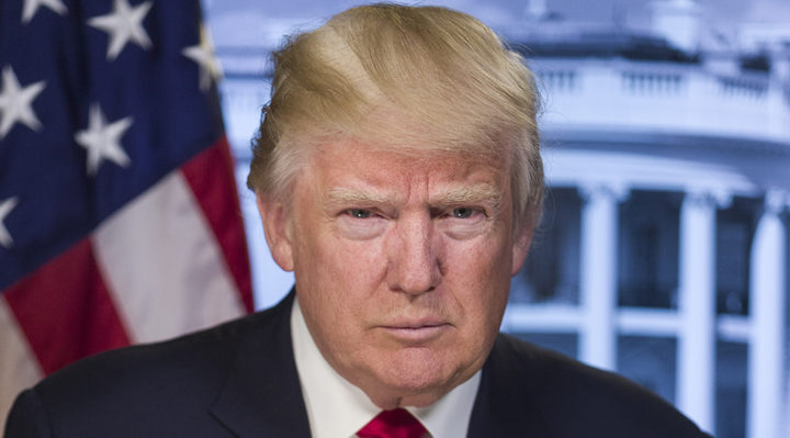 Trump formally nominated for Nobel Peace Prize