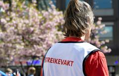 Norway: 1,700 journalists on strike at NRK public broadcaster