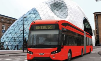 Norwegian Transit Operator Unibuss AS Purchases 40 Fully Electric VDL Citea Buses