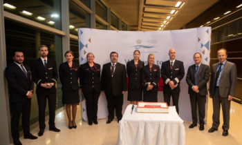Jordan airport welcomes inaugural Norwegian Airlines flight