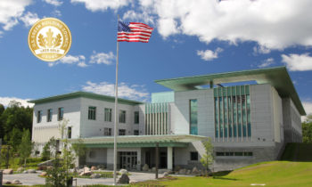 USA Embassy achieves LEED Gold for its green elements!