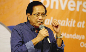 Dureza leaves for Oslo Forum; to conduct 'town hall' with Pinoys in Norway