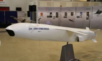 The Joint Strike Missile has proven advanced capabilities and has passed all the qualifying tests