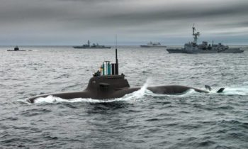 NATO submarine warfare exercise begins in Norway