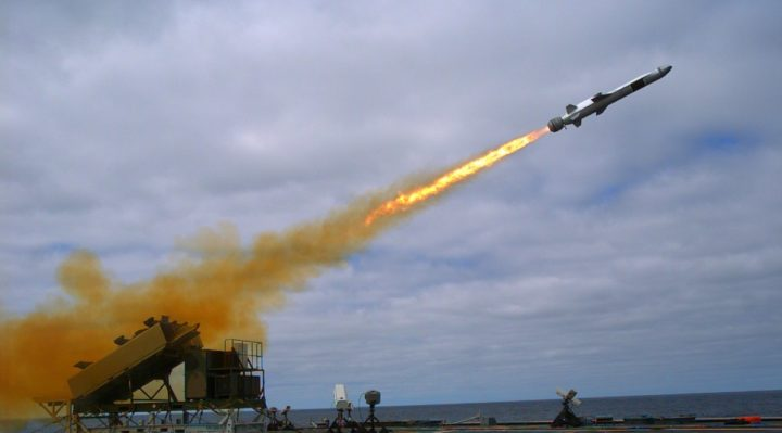 It's official: The US Navy has a new ship killer missile