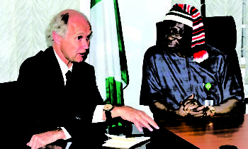 Nigeria, Norway partner on film development