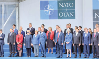 NATO Summit: Allied unity and burden-sharing