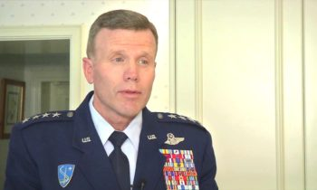 USAFE chief: Military doing '360-degree' review in Europe