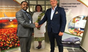 Ethiopian Airlines to launch Oslo- Guangzhou freighter service