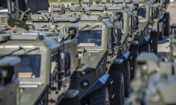UK and German forces test military mobility