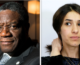Nobel Peace Prize goes to campaigners against rape in warfare