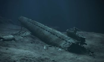 Environmental solution for the shipwreck of the WW II submarine U-864
