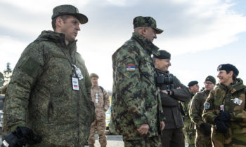 International observers visit exercise Trident Juncture 2018
