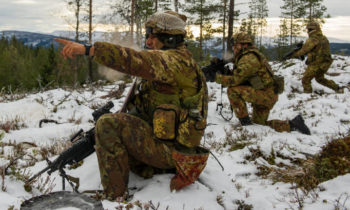 Trident Juncture and the information environment