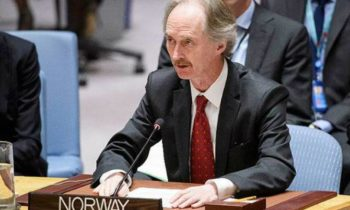 UN secretary-general to appoint Geir Peders as Syria envoy